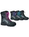 DSG Women's Rime Snowmobile Boot by Divas Snow Gear