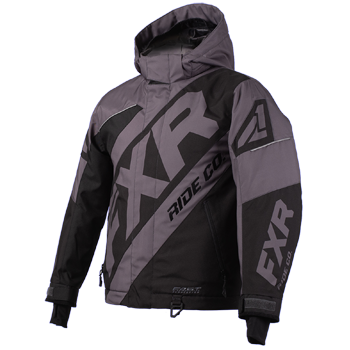 FXR Youth CX Jacket - Black Ops