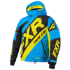 FXR Youth CX Jacket - Blue-Black-Hi Vis