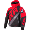 FXR Youth CX Jacket - Lava-Black-Charcoal