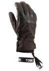 Tobe Capto Undercuff V2 Snowmobile Glove - Jet Black