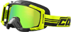 Castle X Stage Blackout OTG Snowmobile Goggle
