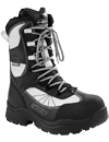 Castle X Women's Force 2 White Snowmobile Boots