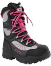 Castle X Women's Force 2 Gray Snowmobile Boots