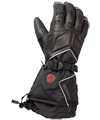 Castle X Women's Heated TRS Snowmobile Gloves
