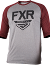 FXR Clutch Retro Tech Shirt 3/4 Sleeve