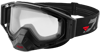 FXR Core Clear Electric Snowmobile Goggle w/ Clear Lens
