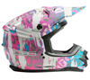 DSG GMAX GM76X Coldweather Multi-Leopard Snowmobile Helmet