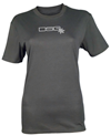 DSG Short Sleeve Logo Casual Tee by Divas Snow Gear