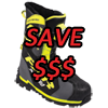 Discount Snowmobile Boots