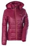DSG Hooded Puffer Jacket Snowmobile by Divas Snow Gear
