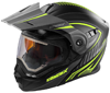 Castle X EXO-CX950 Apex Modular Dual-Sport Helmet w/Electric Shield