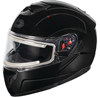Castle X Atom SV Modular Snowmobile Helmet w/electric Shield
