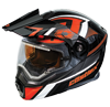 Castle X EXO-CX-950 Slash Modular Dual-Sport Snowmobile Helmet