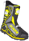 FXR Elevation Lite Dual Zone Boa Boot Snowmobile