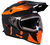 509 Delta R3 2.0 Helmet - Orange w/Electric Shield