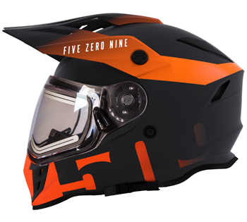 509 Delta R3 2.0 Ignite Helmet - Orange