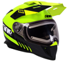 509 Delta R3 2.0 Helmet - Hi-Vis w/Electric Shield