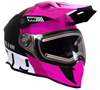 509 Delta R3 2.0 Helmet - Pink w/Electric Shield
