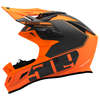 509 Altitude Carbon Fiber Pro R-Series Helmet - Orange w/MIPS