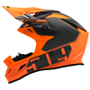509 Altitude Carbon Fiber R-Series Helmet - Orange