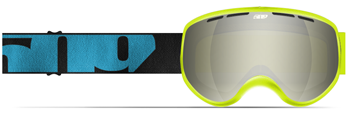 509 Ripper Youth Snow Goggle - Hi-Vis Blue