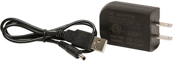 509 AC Wall Charger for Ignite Heated Goggle Battery