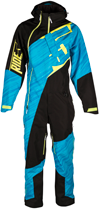 509 Allied Lite Snowmobile Monosuit - Blue