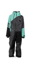 509 Allied Lite Snowmobile Monosuit - Teal