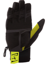 509 Factor Snowmobile Gloves - Lime
