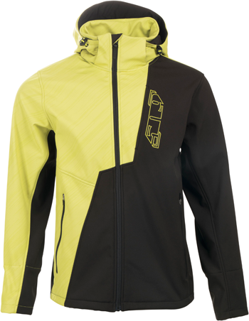 509 Tactical Softshell Jacket - Hi Vis