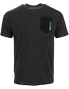 509 Arsenal Pocket T-Shirt - Charcoal Heather