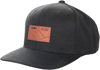 509 Black Fire Snapback Hat
