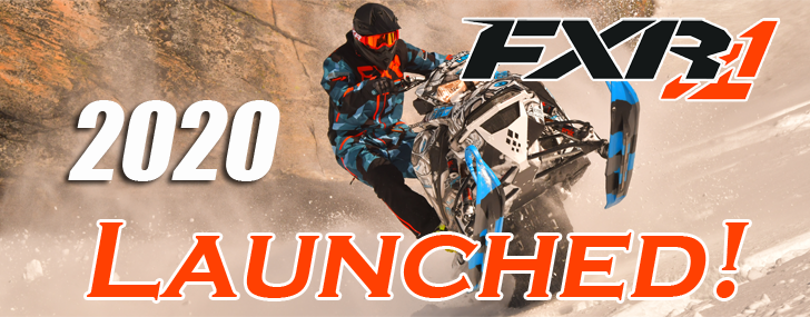 FXR Snowmobile clothing and gear