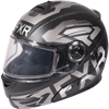 FXR Fuel Modular Evo Snowmobile Helmet w/Electric Shield