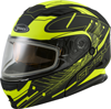 GMAX MD01S Wired Modular Helmet w/Dual Lens Shield