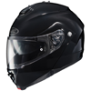HJC IS-MAX II Solid Modular Motorcycle Helmet  - Black
