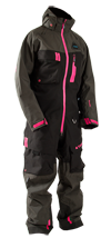 TOBE Tiro Uninsulated Mono-Suit - Dark Ink Pink