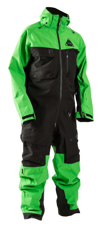 TOBE Tiro Uninsulated Mono-Suit - Classic Green