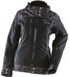 DSG Lace Collection Snowmobile Jacket - Black
