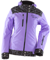 DSG Lace Collection Snowmobile Jacket - Purple