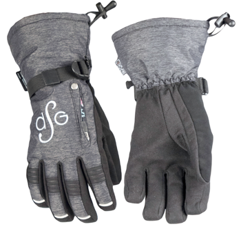 DSG Lily Collection Snowmobile Glove