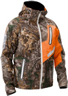 Castle X Barrier Tri-Lam Softshell Realtree Snowmobile Jacket
