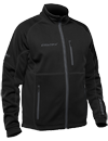 Castle X Fusion Mid-Layer Jacket - Black-Gray