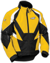 Castle X Platform Snowmobile Jacket - Yellow