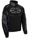Castle X Blade G4 Snowmobile Jacket - Black-Charcoal