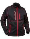Castle X Fusion Mid-Layer Jacket - Black-Red