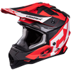 Castle X Youth Mode MX Flow Snowcross Helmet