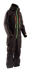 Tobe Sato Snowmobile Mono Suit