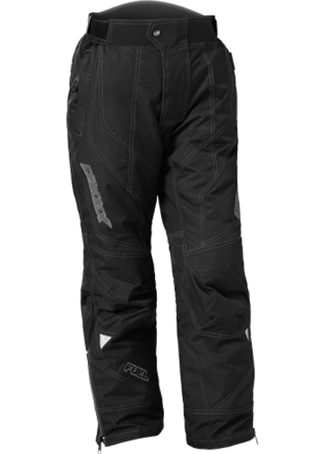 Castle X Youth Fuel G6 Snowmobile Pant - Black